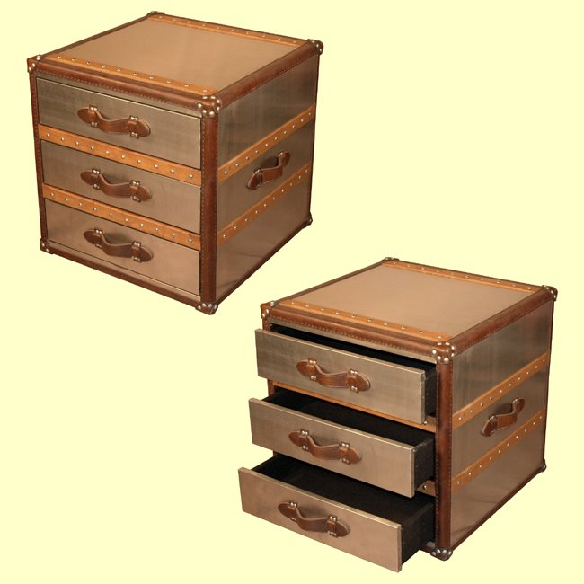 [chest+in+steel+3+drawers]