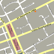 Location of the Church