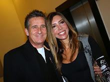 Thomas Roth e Maura Roth no show 'Meus Amigos são um Barato' de Luis Carlos Miele
