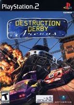 dicas ps2 - Destruction Derby Arenas