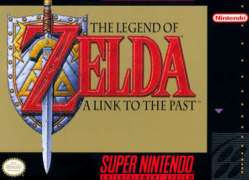 Legend of Zelda: Link to the Past