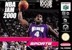 NBA Jam 2000 n64