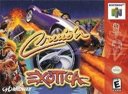 Cruis'n exotica n64
