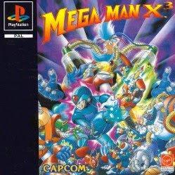 Megaman X3 psx