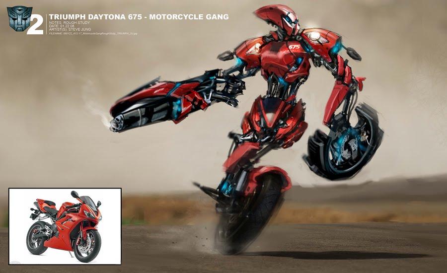 Раскраски трансформеры-мотоциклы