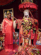 Navaratri in Springen