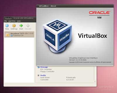 VirtualBox bojalinuxer