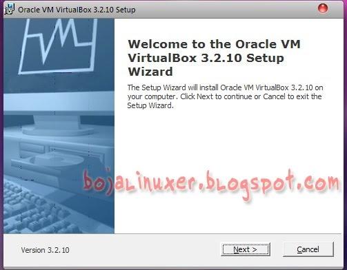 Menginstal Ubuntu Pada Virtualbox - Menginstal Dan