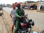 MotoTaxi in Togo