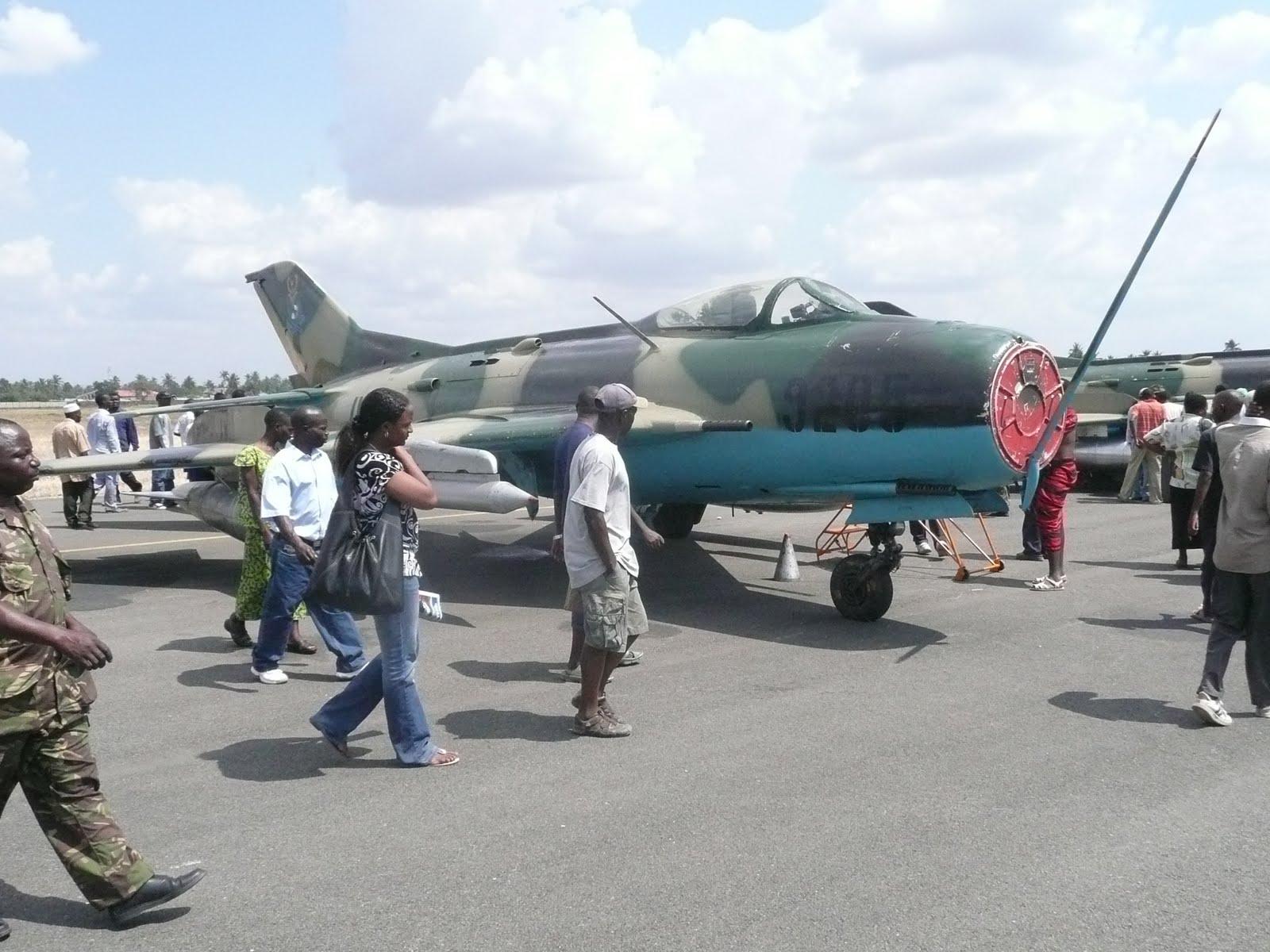 Armée tanzanienne / Tanzania Peoples' Defence Force ( TPDF ) F-6%2B9205%2B%2BTANZANO%2B01-09-2009