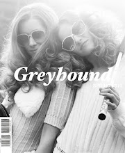 Colaboración con Greyhound Magazine