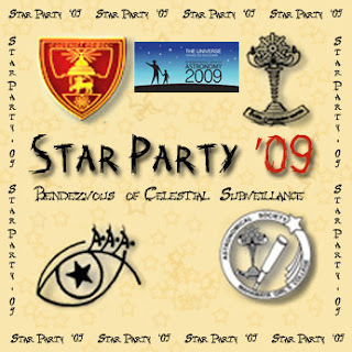 Hooray !! Star Party 2009 Featured as a Galilean Nights Project of IYA 2009.. Yeah