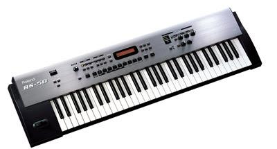 Sintetizador RS50