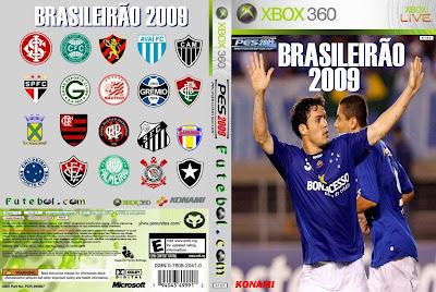 Download Campeonato Brasileiro 2009 xbox 360