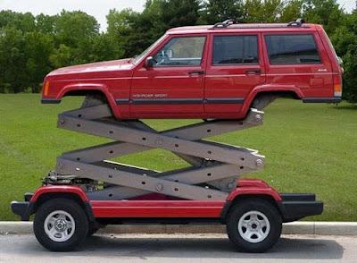 Berikut foto Modifikasi Mobil Aneh-aneh, check dan liha