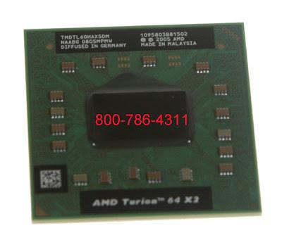 AMD Turion 64 TL-60