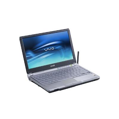 Sony Vaio TXN17P notebook