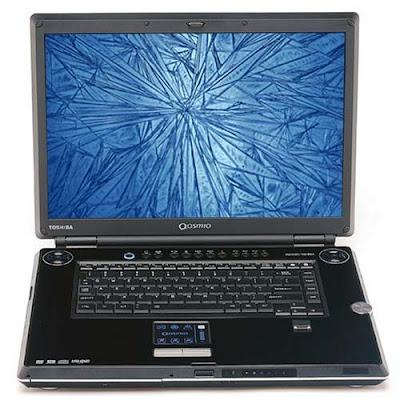 Toshiba Qosmio G35-AV600 laptop