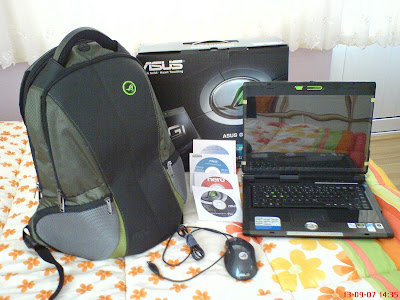 Asus G1S-A1 full pack