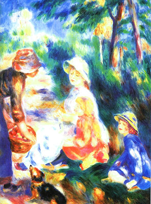 a biography of pierre auguste renoir a french impressionist painter Pierre-auguste renoir french painter biography (1841 - 1915) introduction renoir is one of the foundering members of the impressionist movement and an artist best.