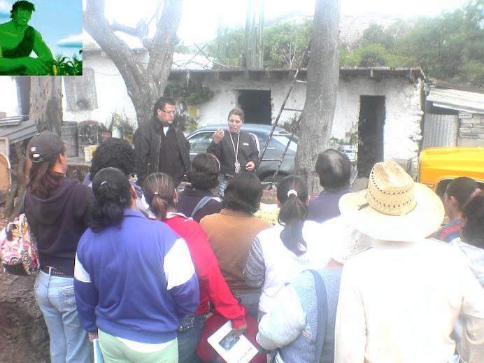 GRUPO EQUIDAD DE GENERO EN SAN JUAN DEL RIO