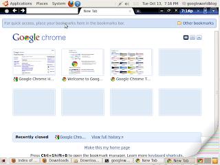 Chrome OS Event Tomorrow