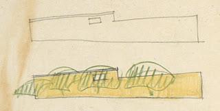 gregory ain - altadena - sketch for park planned homes - set 3