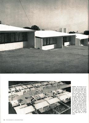 gregory ain altadena - park planned homes - progressive architecture 4