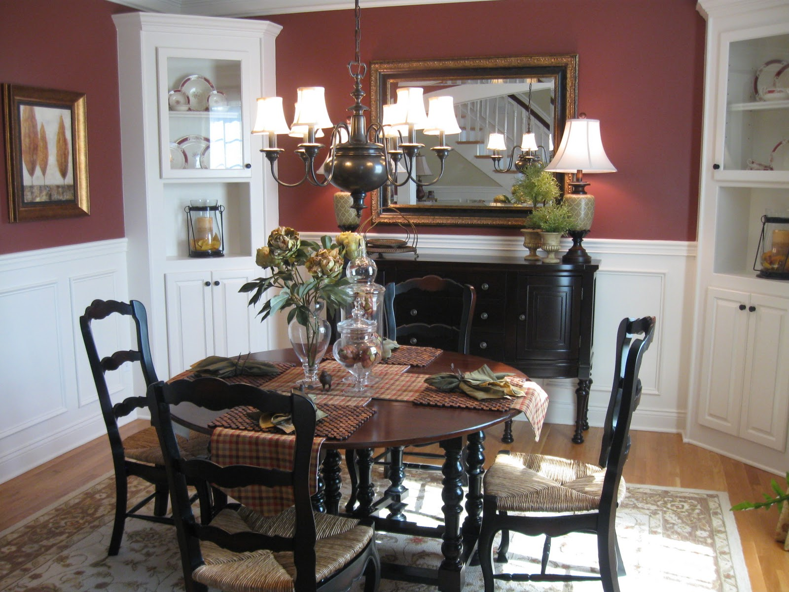 Shinedesign a charming french country dining room