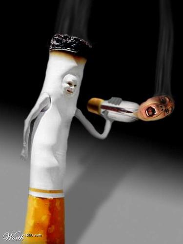 Allen de los castigos los modos a de dejar fumar