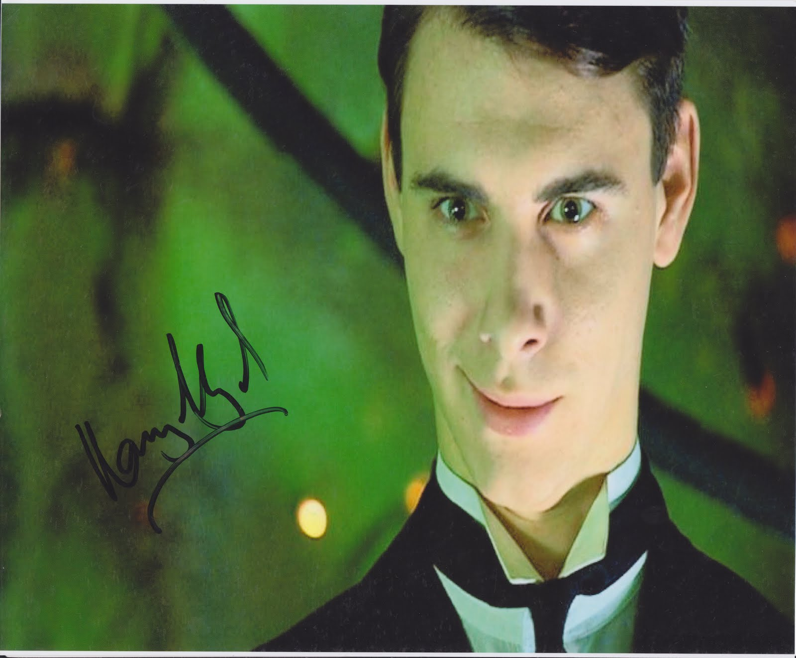 DOCTOR WHO AUTOGRAPHS: HUMAN NATURE - THE FAMILY OF BLOOD ...