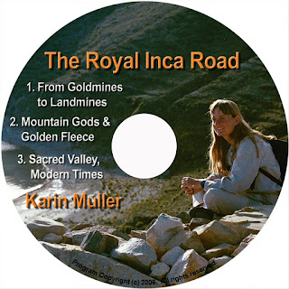 The Royal Inca Road DVD Cover