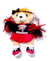 Tampa Bay Buccaneers plush cheer