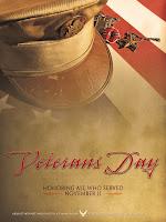 Air Force Veteran's Day poster