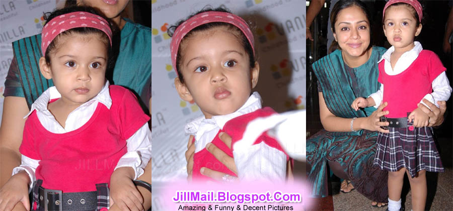 Latest Of Dhiya Dauther Tamil Actor Surya And Jyothika