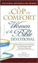 A Cup of Comfort Devotional Women of the Bible by Adams Media (March 18, 2009)