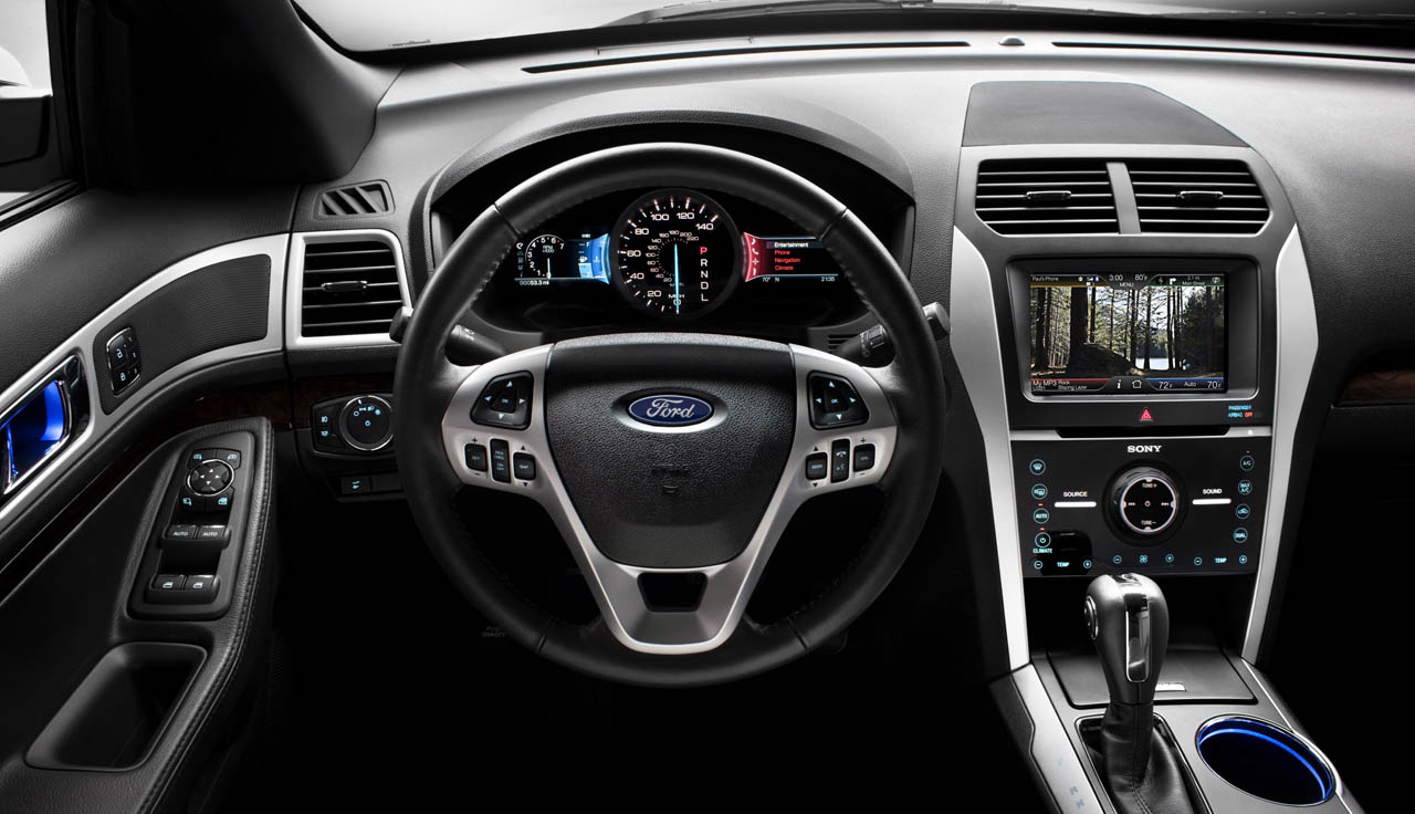 Young Man Blog: 2011 Ford Explorer