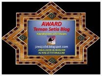 AWARD RAKAN BLOGGER