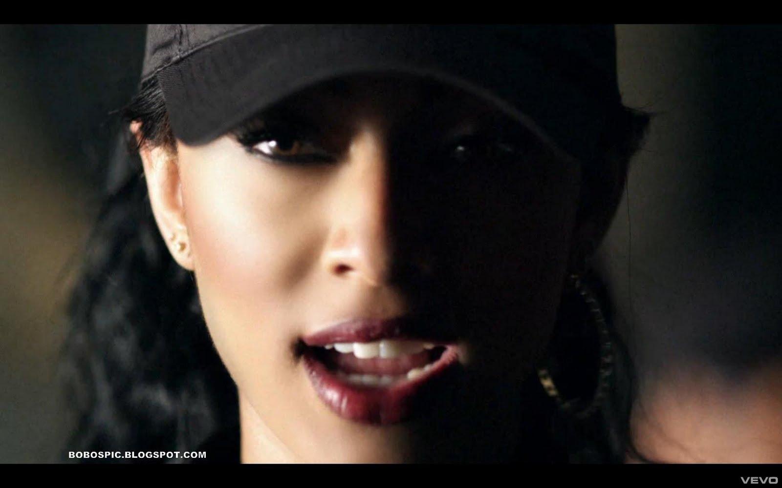 music video pics keri hilson pretty girl rock video