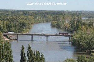 Zona de La Agraciada, sobre el Río Uruguay.