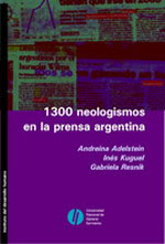Neologismos en la prensa argentina