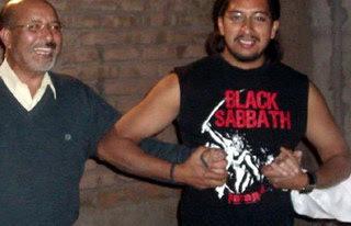 Juan Lucero, asesinado en La Alameda