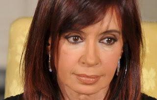 Presidenta Cristina Fernandez