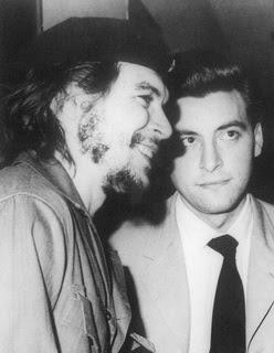 El Che y Jorge Ricardo Masetti