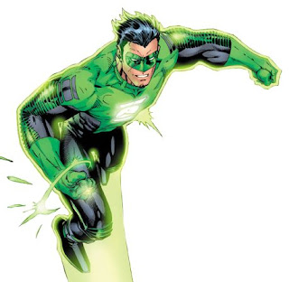 Green Lantern - DC Comics Super Hero