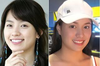 Han Hyo Joo, Cristine Reyes