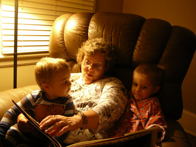 Story Time With Gammie