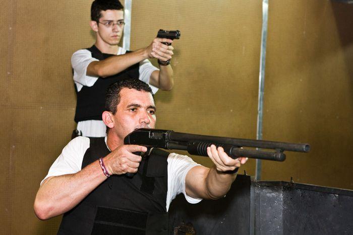 Vigilantes poderão ser proibidos de portar arma de fogo