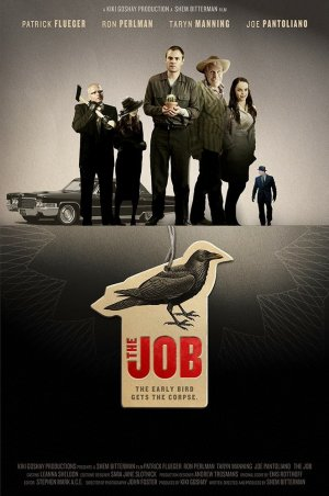 Filme Poster O Trabalho DVDRip RMVB Legendado