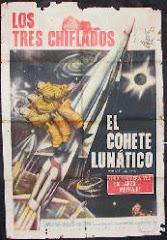 EL COHETE LUNATICO